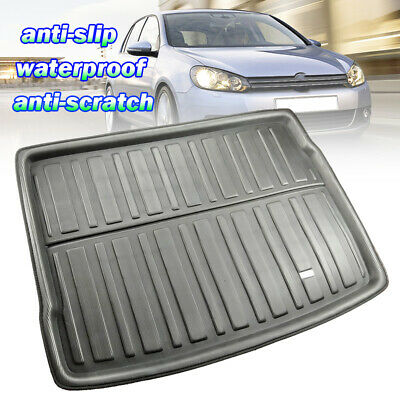 Cargo Boot Liner Trunk Mat Floor Tray For VW Golf 6 GTI R R32 MK6 MK5 Hatchback