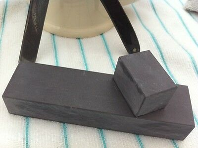 NATURAL FINE 12k  RAZOR HONE SHARPENING STONE TOP UP/ REFRESH HONE --