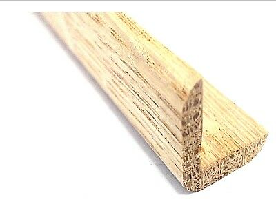 Angle corner trim oak pine. Sizes 1.5 12mm x 12mm to 40mm x 40mm