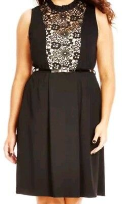 Brand New City Chic Dress - Size M (18) - LADY VICTORIA - Elegant!