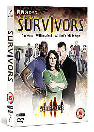 Survivors - Series 1 DVD Brand New & Factory Sealed