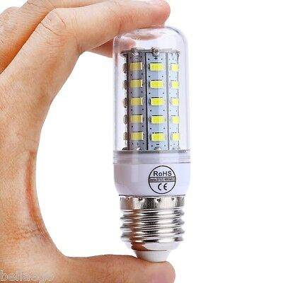 AC220V E27 E14 G9 GU10 B22 4.5W LED Corn Light Bulb Lamp 48 LEDs 4.5W SMD Home