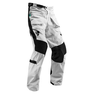 Thor Terrain Gear over the Boat Pants Enduro Trousers Grey/Black