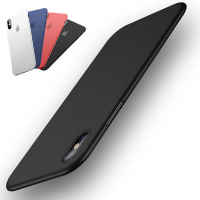 Shockproof Case Cover + Glass Screen Protector Film For Apple iPhone XR XS Max