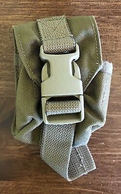Eagle Industries Frag Grenade Single Pouch Molle Ii Pch-Sgl-Fgc-1-Ms Khaki 1257