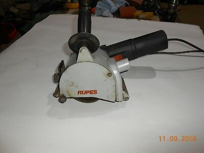 Rupes Hand Held Linisher with Pneumatic Head