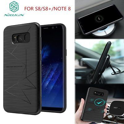 Samsung Galaxy Note 8/S8+ HOT Magic Wireless Charger Charging Receiver Case UR
