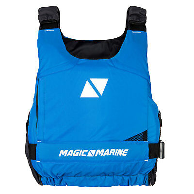 Gilet De Flottabilité Ultime Magic Marine 2018 - Bleu