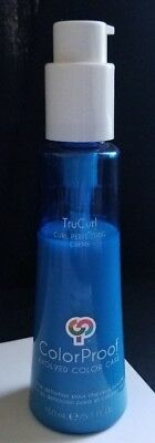 ColorProof Evolved Color Care Trucurl Curl Perfecting Creme, Opened