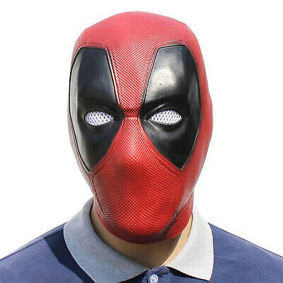 LATEX AlPACA MASK Full Head Animal Fancy Dress Halloween Party THE PROPS
