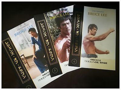SALE:Bruce Lee: The Legends six issues complete