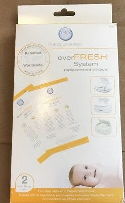 Prince Lionheart Everfresh Replacement Pillow  2pk