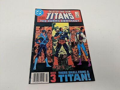 KEY TALES OF THE TEEN TITANS #44 1st APPEARANCE NIGHTWING HIGH GRADE SLAB READY