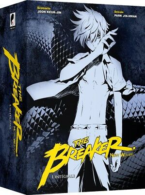 ★ The Breaker: New Waves ★ Partie 1 (tomes 1 à 10) - Coffret Collector Limité