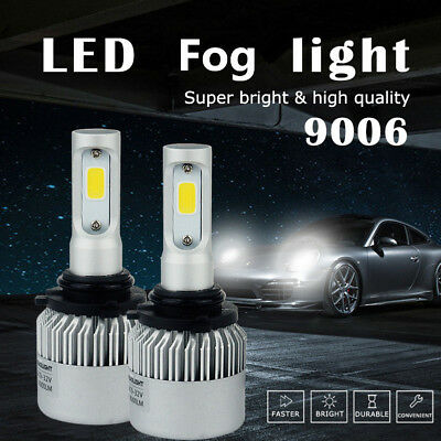 AUXITO 9006 HB3 LED headlight Bulb High Power Waterproof 16000lm for car truck D