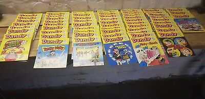Vintage Collectors Mini Dandy Comics from the Comic Library