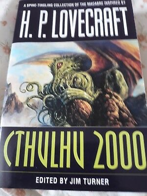 Cthulhu 2000 - Inspired by H. P. Lovecraft - EX condition
