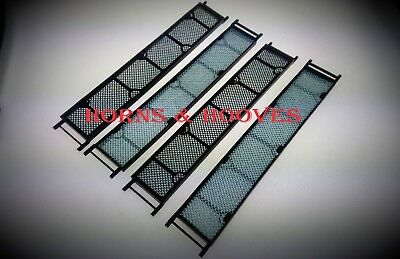 4 pcs Genuine DAIKIN Titanium apatite photocatalytic air filter FTX FTK FVX CTX