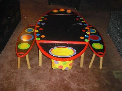 Alex Toys Artist Studio Super Art Table with Benches