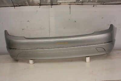 Genuine Mercedes Benz C Class W204 Rear Bumper 2007 To 2011 P/n: A2048851025
