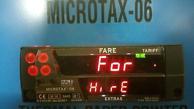 hale taxi meter Microtax-06
