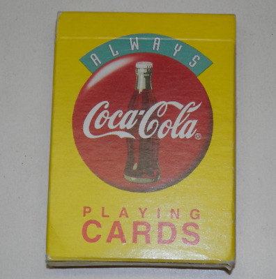 1994 Always Coca-Cola Playing Cards., #3792