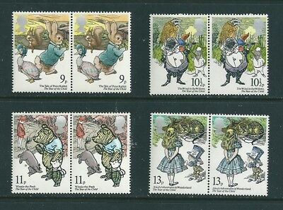1979 - GB The Year of the Child Set of 4 in Pairs MNH SG1091/94