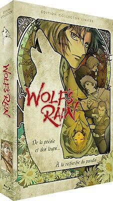 ★ Wolf's Rain ★ Intégrale - Edition Collector Limitée [Blu-ray]