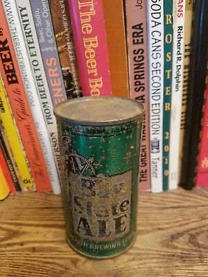 Bay State Ale 12oz Flat Top Beer Can
