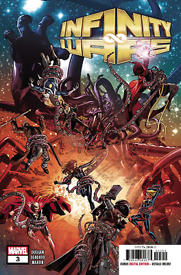 Infinity Wars 3 Low Shipping