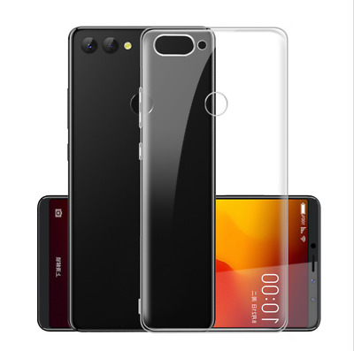 For 360 N7/N7Lift/N7Pro Mobile Phone Shell Cover Tpu Transparent Cell-Phone Case