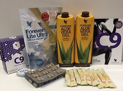 Forever Living C9 Cleanse Detox Vanilla And Chocolate
