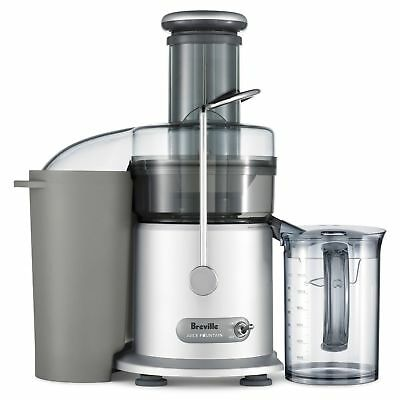 Brand New Inbox Breville JE98XL Juice Fountain Plus 850-Watt Juicer