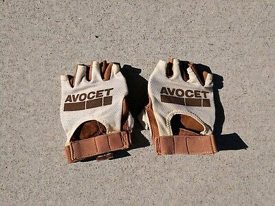 Avocet Vintage NOS Cycling Gloves