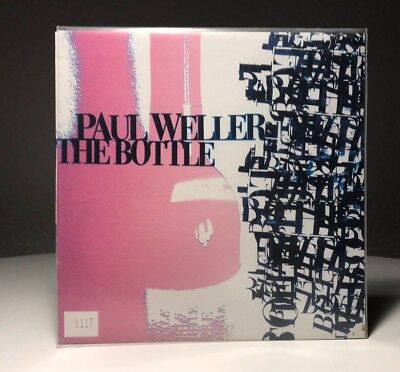 Paul Weller - The Bottle / Limited and Numbered 7'' Single