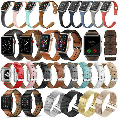 For iWatch Apple Watch Series 4 40mm/44mm Wrist Band Strap Bracelet Replacement