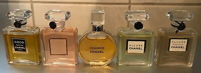 Collection Factices Chanel °°Les Extraits°°