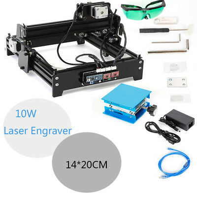 CNC Engraver Power Adjustable Carving Machine, Body Material Aluminum + Acrylic