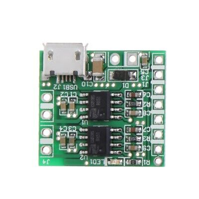 D Class DC3.4V-5V USB Power Amplifier Board Supporting Bluetooth Audio Module