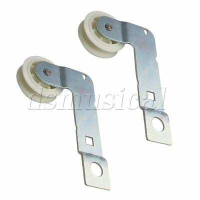 2x Dryer Idler & Bracket Assembly W10837240 for Whirlpool Kenmore Dryer