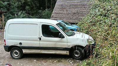 Citroen berlingo van 2007 run around / spares or repairs