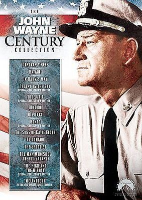 The John Wayne Century Collection (Big Jake, Donovan's Reef, El Dorado, Hatari!,