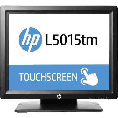 """HP L5015tm - LED monitor - 15"""" L5015tm 15-inch Retail Touch Monitor"""