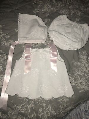 Spanish Baby Girls Outfit