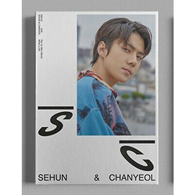 EXO-SC WHAT A LIFE Album SC2019_P CD+POSTER+FotoBuch+2Karte+F.Poster+Tag+Sticker