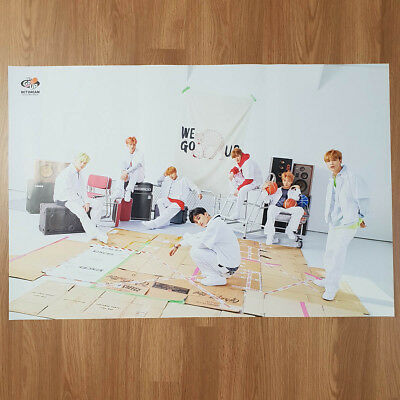 [Poster Only] NCT Dream We Go Up Hard Tube Case Packing Genuine Kpop