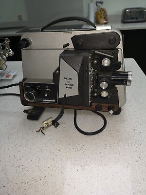 Plus O Matic 202 Projector