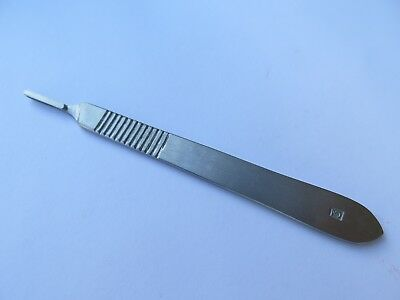 Scalpel Handle # 3 Surgical Steel Suite Surgical Blades #10 11 12 13 14 15 16
