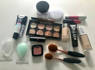 Make Up Set Artdeco, Clinique, Smashbox, Avene, Vichy, Maybelline, Nyx usw
