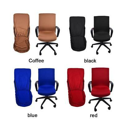 Spandex Cover Office Computer Chair Cover Stretch Rotate Swivel Chair Sets